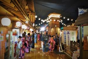 Hakone and Oedo Onsen Monogatari 170